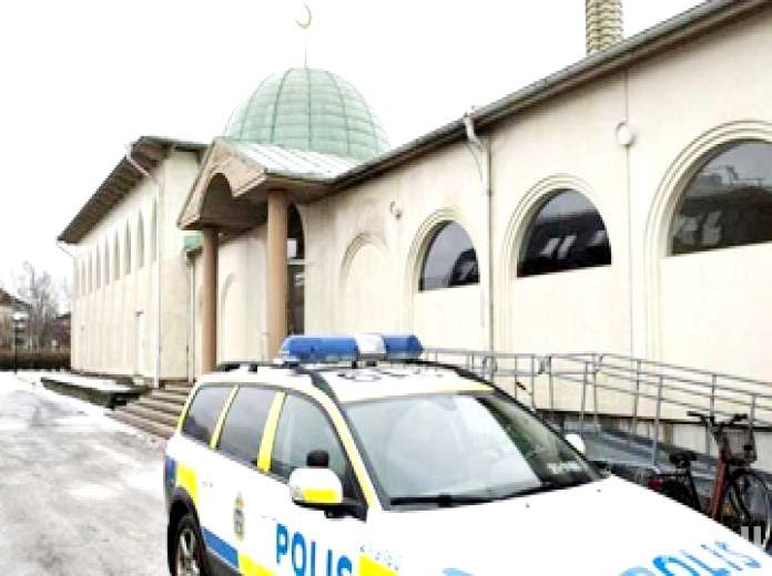 اعتداء إرهابي على مسجد باستخدام مواد متفجرة جنوبي السويد