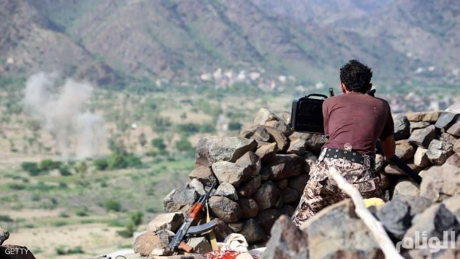محافظ تعز: كابوس الإرهاب الحوثي في طريقه إلى مزبلة التاريخ