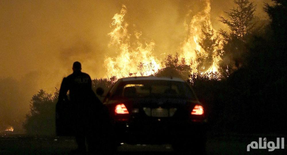 مصرع وإصابة العشرات نتيجة حريق في البرتغال