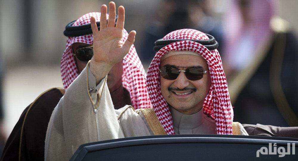 رويترز نقلاً عن شريك تجاري: السلطات السعودية أطلقت سراح الأمير الوليد بن طلال
