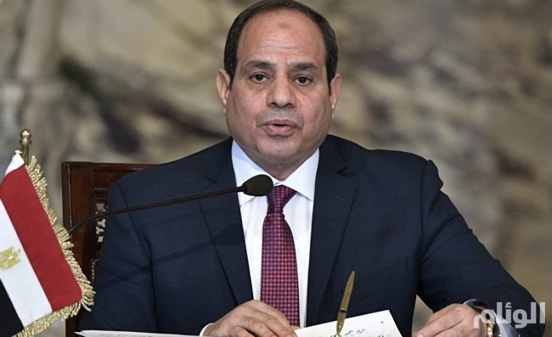 السيسي: نرفض متاجرة الإرهابيين بقضية فلسطين