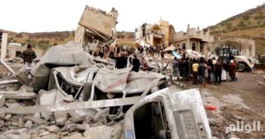 اليمن: مقتل «30» حوثياً فى معارك بمحافظة صعدة