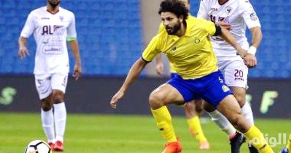 النصر إلى دور الثمانية بفوز مثير على النهضة في كأس الأبطال