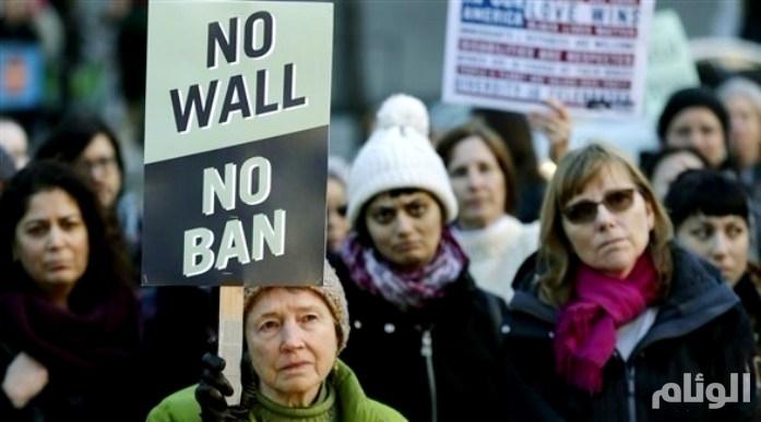 أمريكا ترفع حظر دخول لاجئي «11» دولة بينها مسلمة