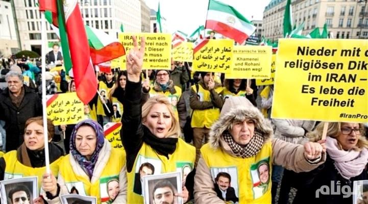 صنداي تايمز: الاحتجاجات في إيران تزيح الستار عن مشكلات خطيرة