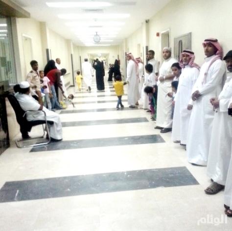 إعلان حالة الطوارئ بعد وصول «17» شخصاً لمستشفى خميس مشيط