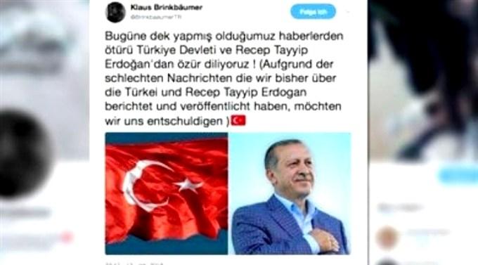 قراصنة أتراك يخترقون تويتر رئيس تحرير «شبيغل» الألمانية
