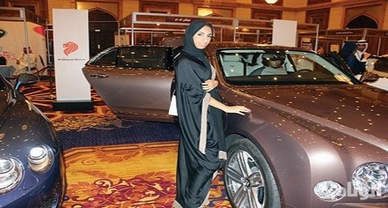 افتتاح أول معرض لسيارات النساء في جدة