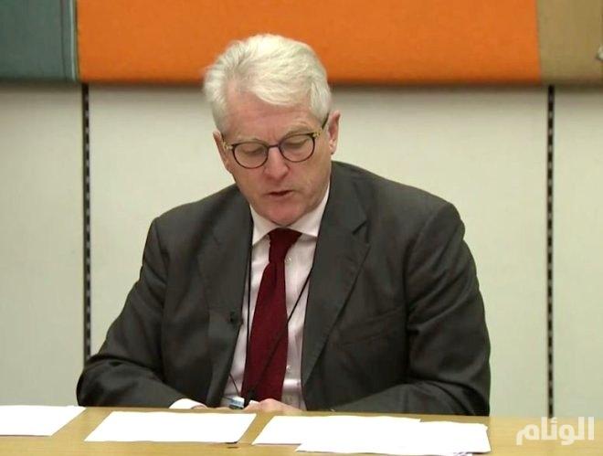 الكولونيل تيم كولينز أمام مجلس اللوردات البريطاني: لدينا أدلة تثبت تمويل قطر لجماعة الإخوان الإرهابية