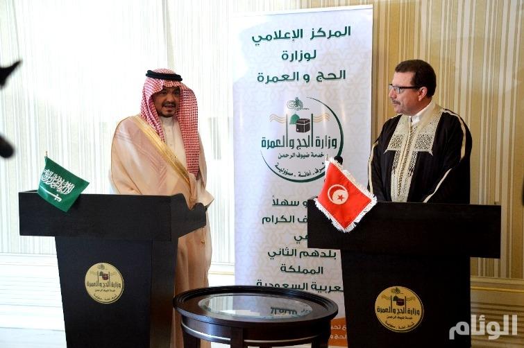 الجزائر وتونس تنوهان بجهود الملك سلمان وولي العهد في خدمة ضيوف الرحمن