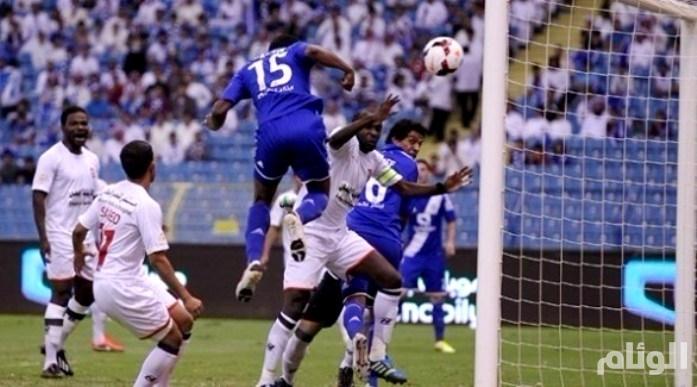الدوري السعودي: الهلال يسعى لمصالحة جماهيره أمام الرائد