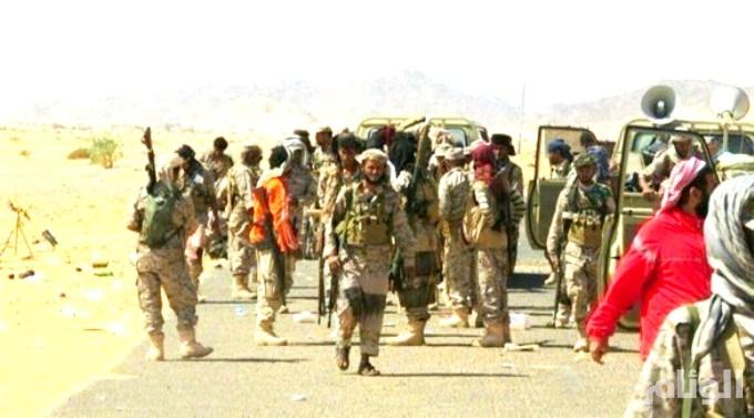 قوات الشرعية تسيطر على جبل استراتيجي في صعدة اليمنية