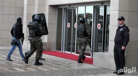 اعتقال 9 آلاف و595 شخصاً في تركيا