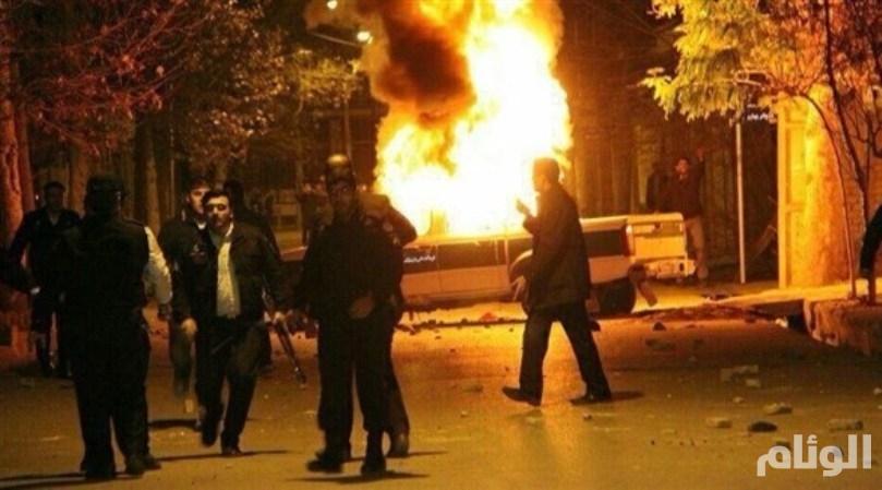 «600» معتقل في انتفاضة إيران والحكومة تواجهها بإجراءات قمعية