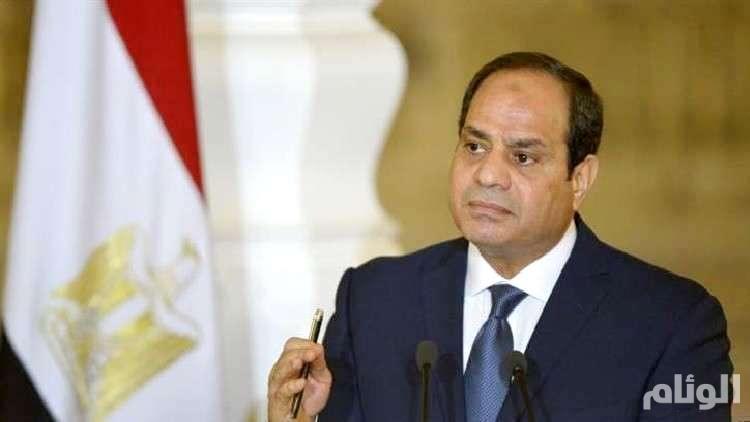 مغردا على تويتر .. السيسي يدعو المصريين للانتخابات الرئاسية