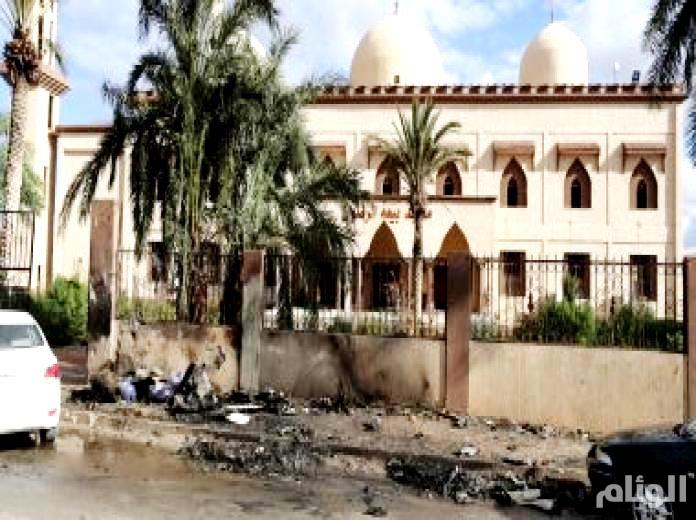 الجيش الليبي يتهم داعش والقاعدة والإخوان بتفجير بنغازي