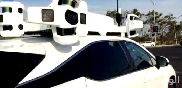 سيارة شرطة ذكية لرصد منتهكي القانون تدخل الخدمة في 2021