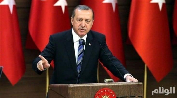 أردوغان يعلن عن تشكيل الحكومة التركية الجديدة