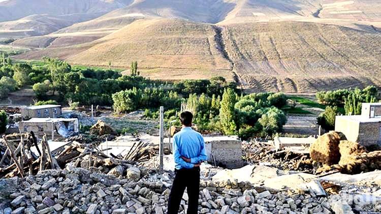 زلزال بقوة 4.9 درجات يضرب جنوب شرق إيران