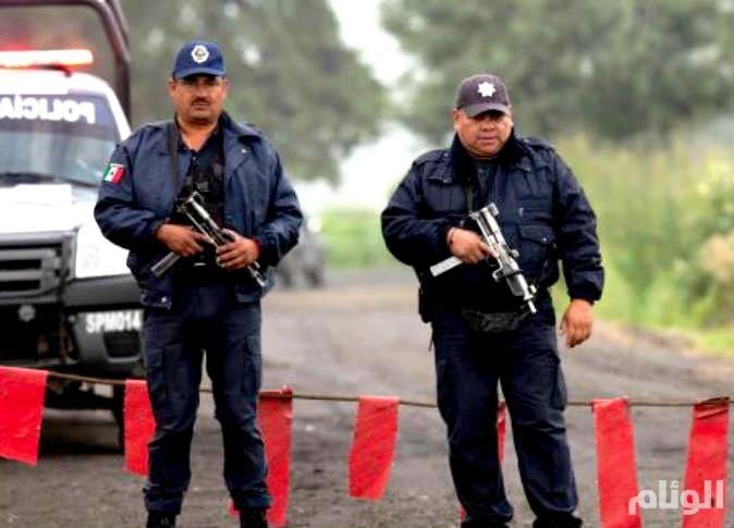 المكسيك: مقتل عشرات الأشخاص في تسوية حسابات بين تجار المخدرات