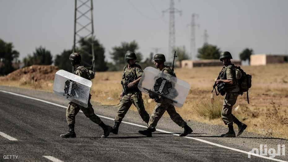 ارتفاع قتلى الجيش التركي في عفرين