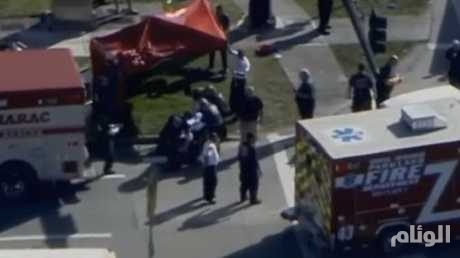 سقوط ضحايا في تبادل لإطلاق النار في مدرسة بولاية فلوريدا الأمريكية