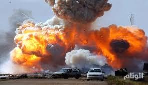 دوي انفجار يهز العاصمة العراقية بغداد