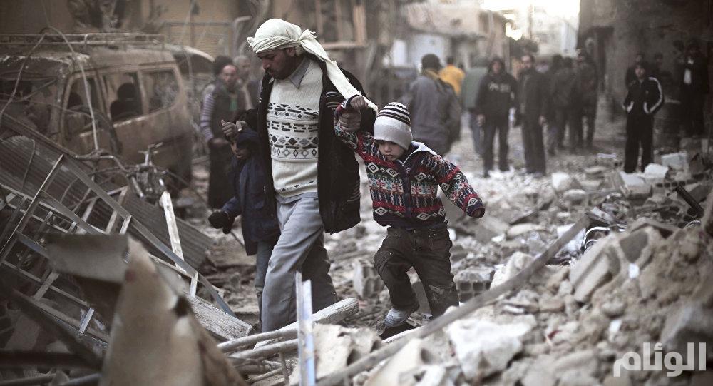 روسيا: الولايات المتحدة ستقصف سوريا