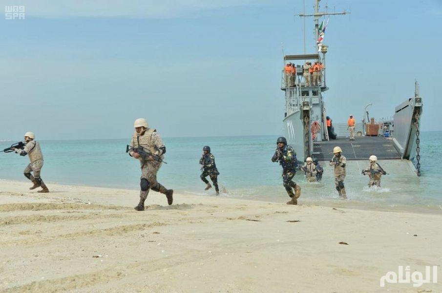 بالصور .. اختتام مناورات التمرين البحري السعودي الباكستاني (نسيم البحر-11)