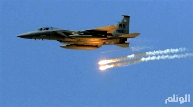 التحالف يقتل 28 حوثياً في الحديدة