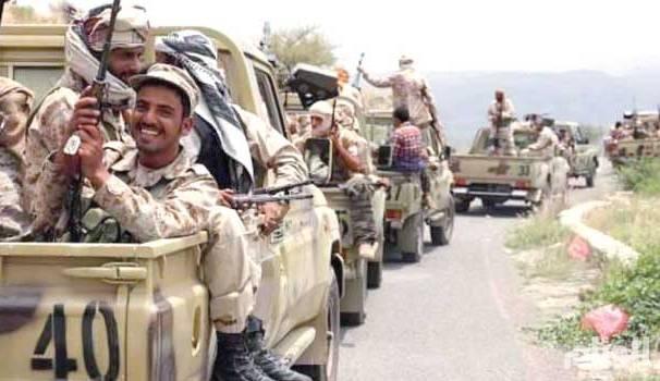 الشرعية تفتح «5» جبهات مع الميليشيات بصعدة