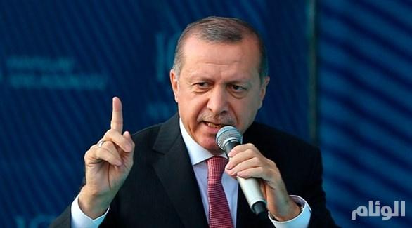 اردوغان: التدخل العسكري في قبرص بات وشيكاً