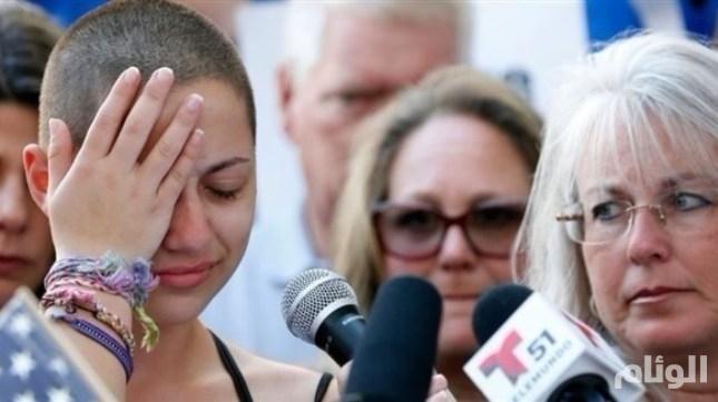 ناجية من مجزرة فلوريدا لترامب: «عار عليك»