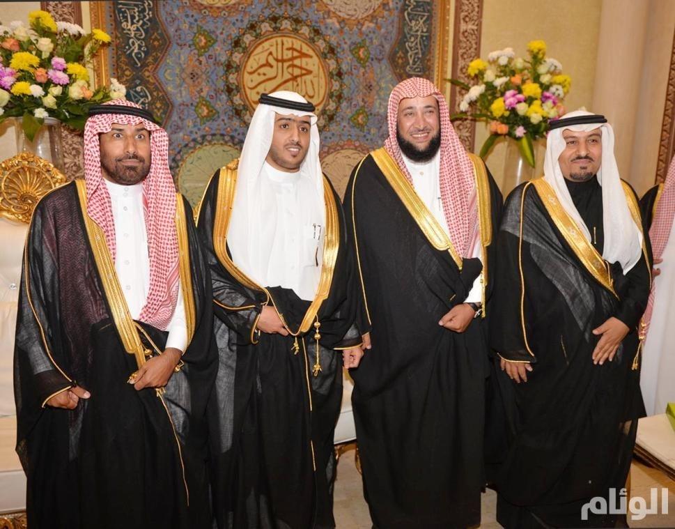 الزميل «فيصل الطويهر» يحتفل بزفافه في الرياض