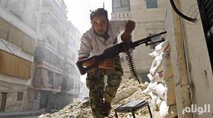 ضربة للتحالف الدولي تقضي على «100» مقاتل موال للنظام السوري