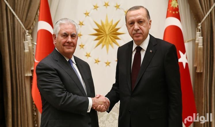 تشكيل آلية مشتركة لحل مشاكل تركيا وأمريكا