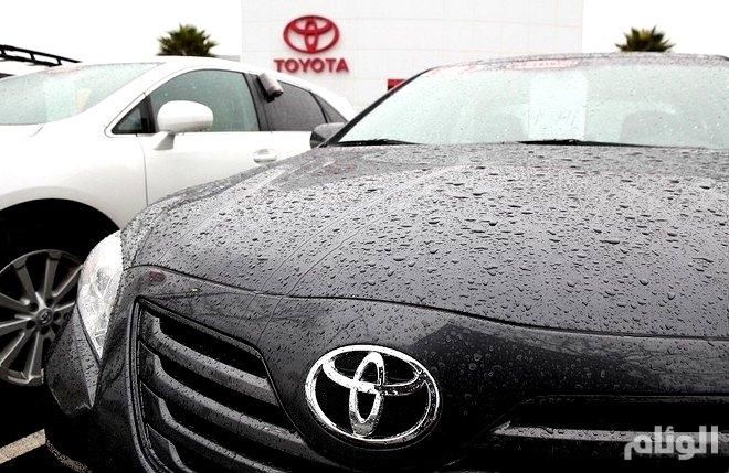 «تويوتا» تسحب أكثر من 181 ألف سيارة بسبب عيوب