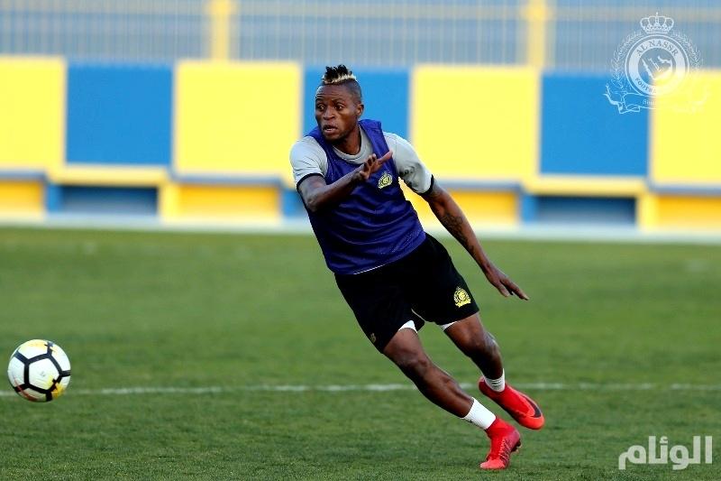 بالصور: النصر يواصل استعداداته للقاء أحد والمالك يلتقي اللاعبين