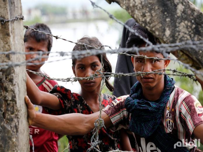 المملكة: مسلمي الروهينجا يهجّرون من وطنهم ليلقوا مصيرًا مجهولاً