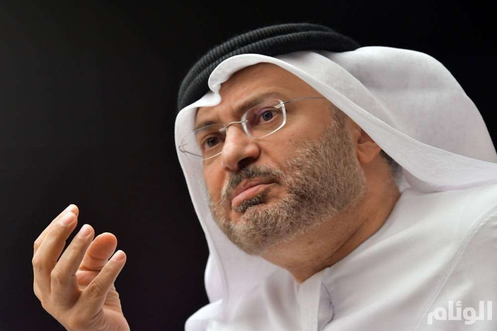 قرقاش: تطاول حسن نصرالله على السعودية فشل سياسي
