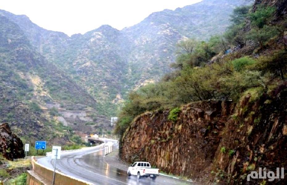 حالة الطقس: هطول أمطار رعدية في «5» مناطق سعودية