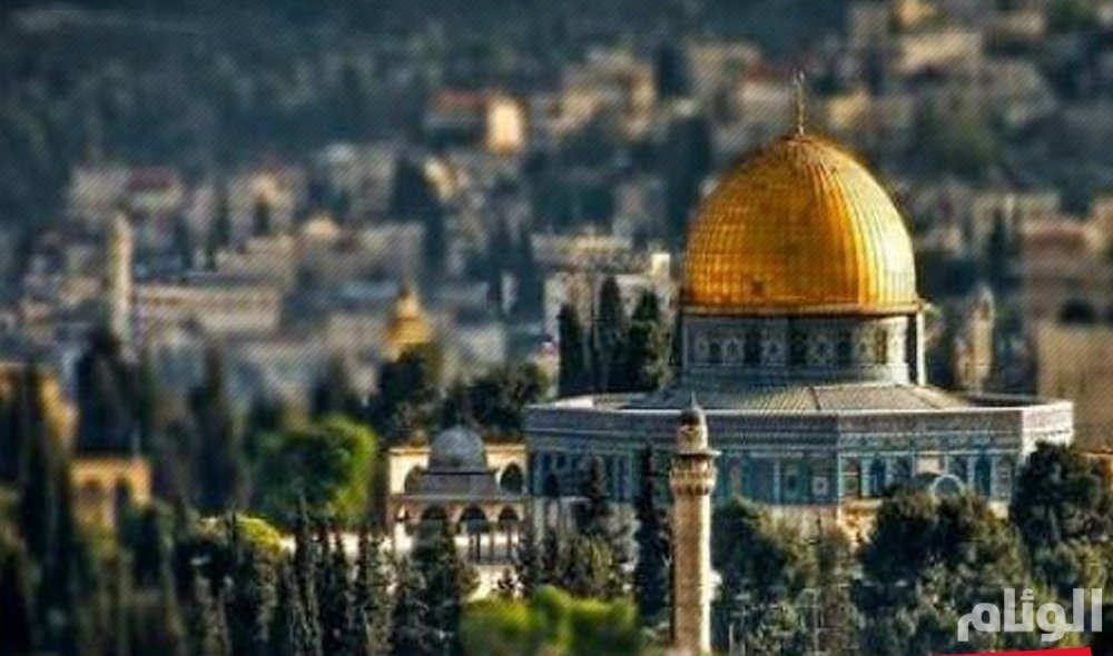 تحذير من خطورة الحفريات الاسرائيلية في القدس المحتلة