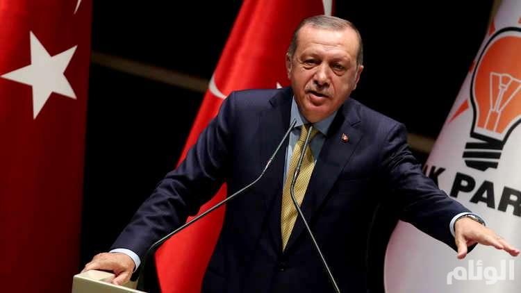أردوغان: نستغرب وقوف العالم بجانب القاتل بشار
