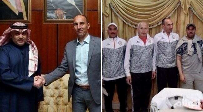 قضية غريبة: النصر والشباب السعوديان يتعاقدان مع نفس المدرب!