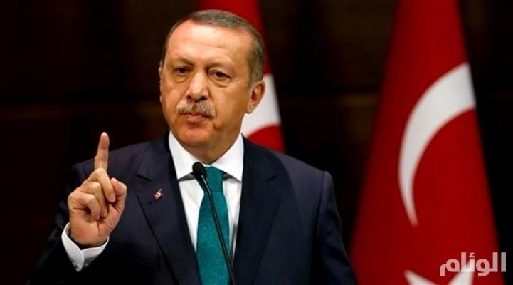 اردوغان: أمريكا لديها حسابات ضد تركيا وإيران وروسيا في سوريا