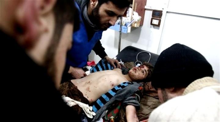 محققو جرائم الحرب الدوليون يتحرون استخدام غاز الكلور في سوريا