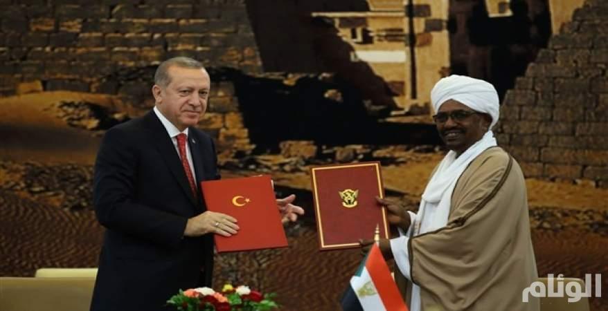 السودان: لقاء جديد بين البشير وأردوغان قبل نهاية العام