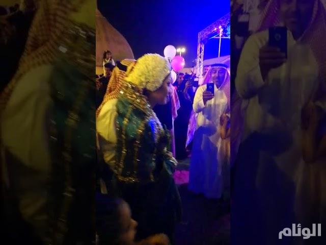 بصورة عاجلة: أمير جازان يوجه بتحقيق حول «الزفاف الراقص» لفتاة القرية التراثية