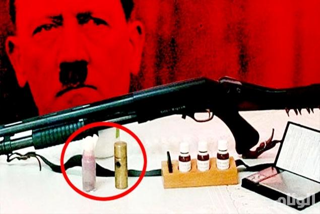 ماقصة السلاح السري الذي أخفاه «هتلر» في تركيا