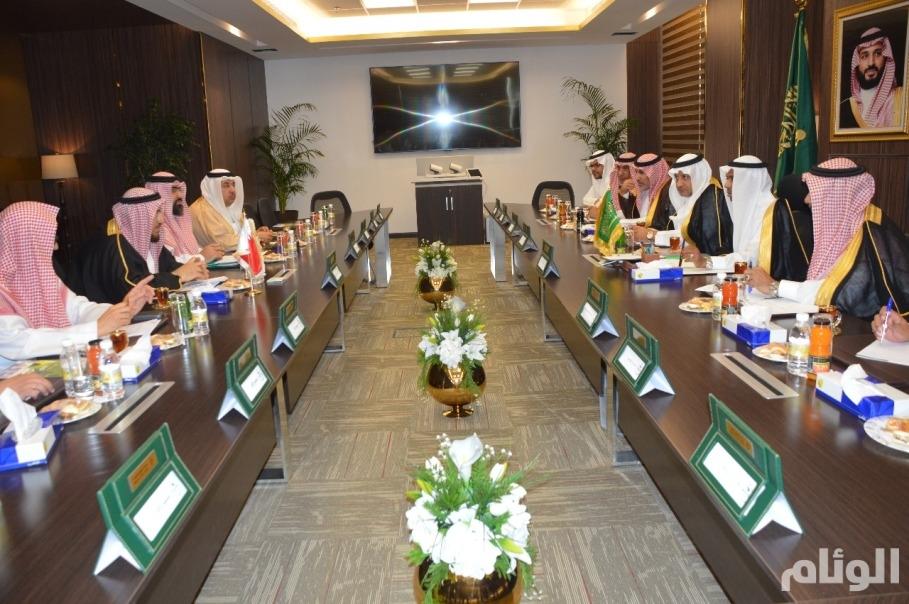 رئيس وفد حجاج البحرين يثمن الخدمات الجليلة لحكومة خادم الحرمين الشريفين
